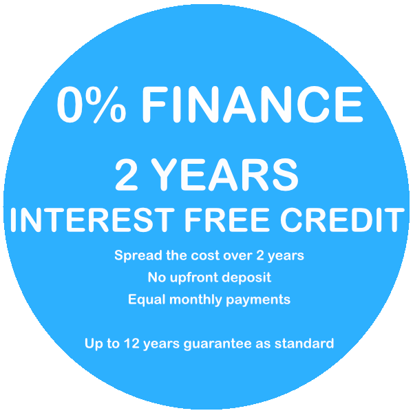 0 percent boiler finance deal